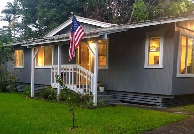 15-2777 Hinalea St, Pahoa, HI 96778 (MLS #644758) :: Iokua Real Estate, Inc.