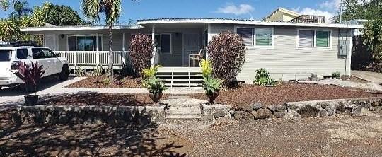 76-6176 Plumeria Rd, Kailua-Kona, HI 96740 (MLS #644766) :: Iokua Real Estate, Inc.