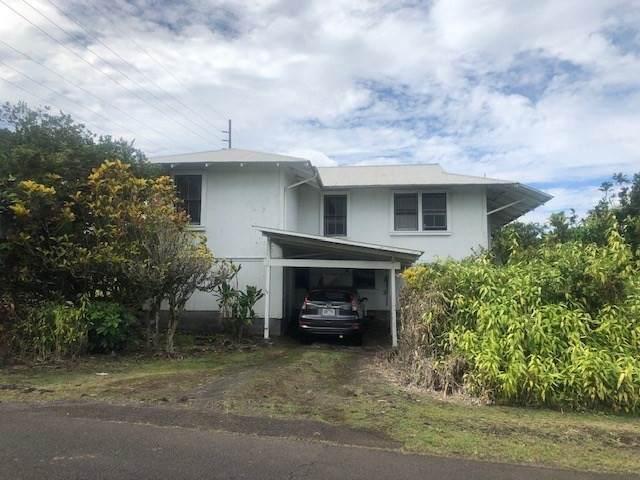 160 W Kawailani St, Hilo, HI 96720 (MLS #644777) :: Iokua Real Estate, Inc.