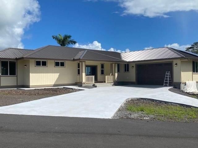 16-4018 Ohiohi Street, Keaau, HI 96749 (MLS #644804) :: Hawai'i Life
