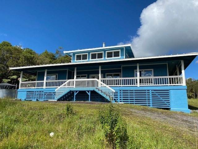 18-4160 N Glenwood Rd, Volcano, HI 96785 (MLS #644881) :: Iokua Real Estate, Inc.