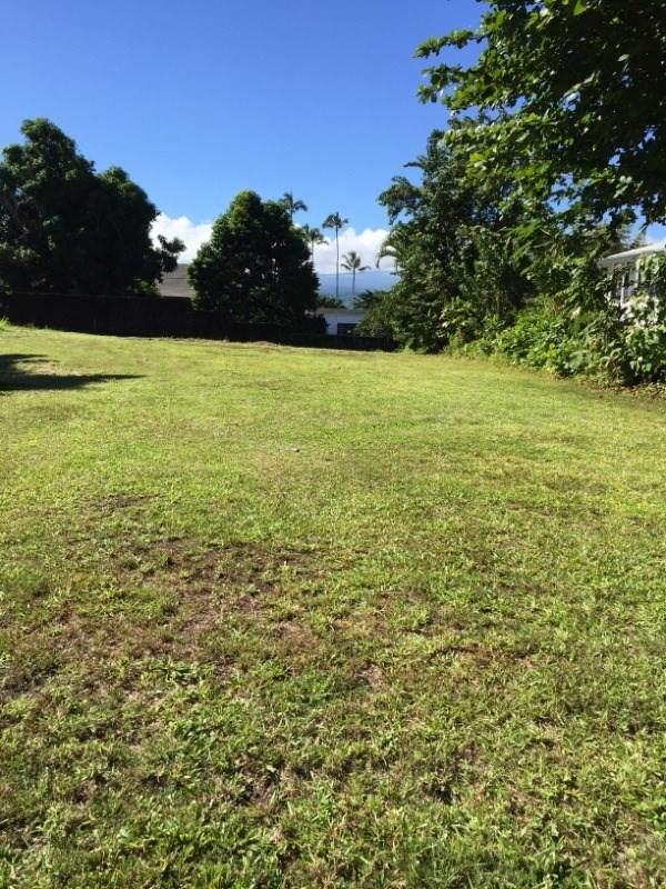 33 Lihikai, Hilo, HI 96720 (MLS #645065) :: Corcoran Pacific Properties