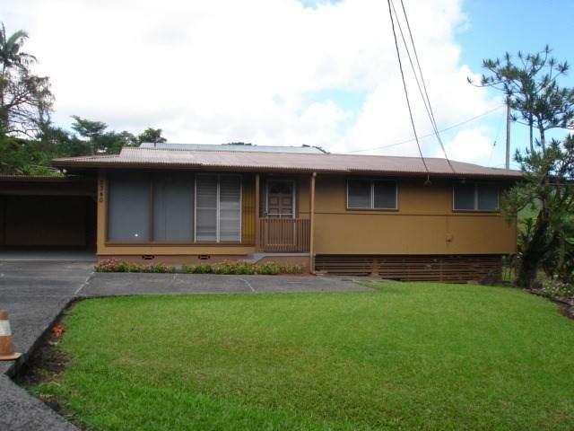 2340 Piihonua Rd, Hilo, HI 96720 (MLS #645261) :: LUVA Real Estate