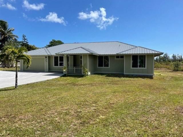 15-1427 13TH AVE (KUKUI), Keaau, HI 96749 (MLS #645534) :: LUVA Real Estate