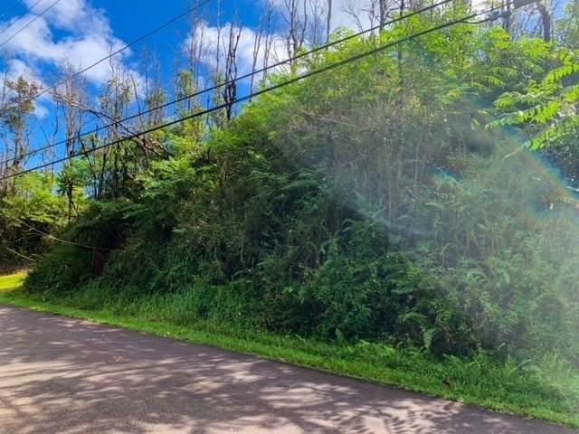 Malama St, Pahoa, HI 96778 (MLS #645589) :: Aloha Kona Realty, Inc.