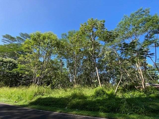 15-282 Kahakai Blvd, Pahoa, HI 96778 (MLS #645593) :: Aloha Kona Realty, Inc.