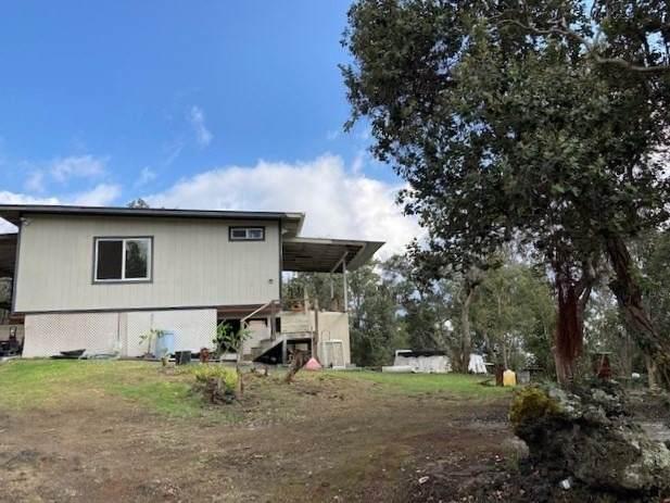 92-8844 King Kamehameha Blvd, Ocean View, HI 96737 (MLS #645823) :: Team Lally