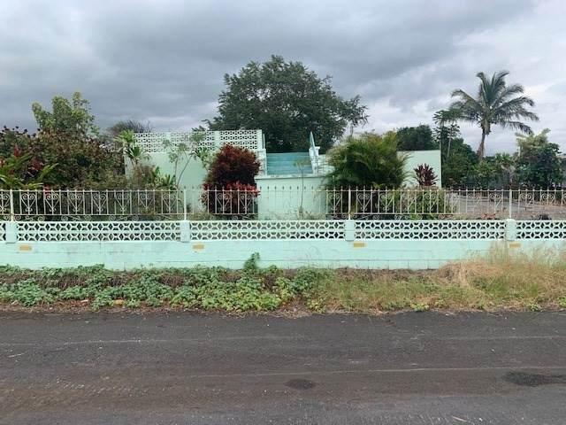 Kamani St, Pahala, HI 96777 (MLS #646166) :: Corcoran Pacific Properties
