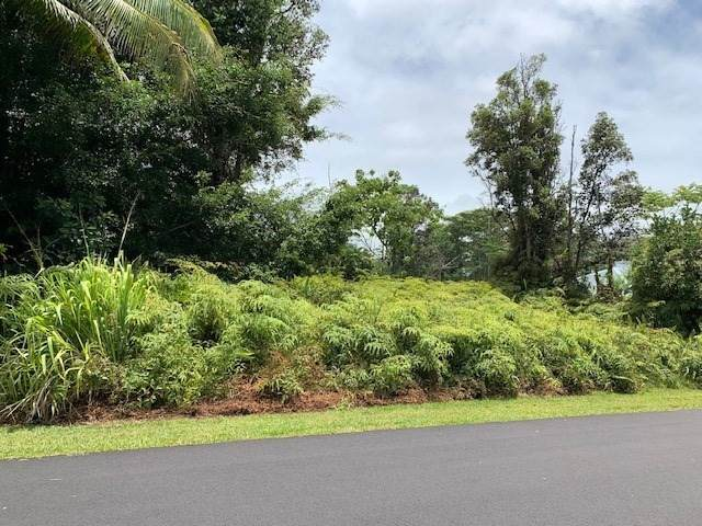 S Manalo St, Lot 1066, Pahoa, HI 96778 (MLS #646192) :: Corcoran Pacific Properties