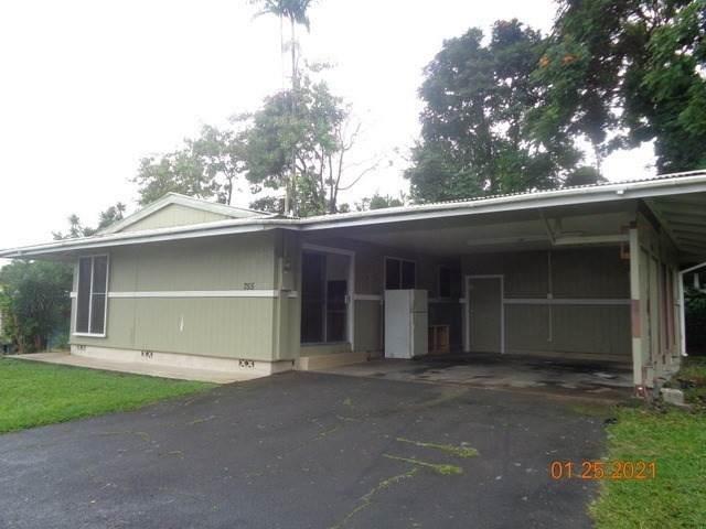 755 Kaumana Dr, Hilo, HI 96720 (MLS #646434) :: LUVA Real Estate