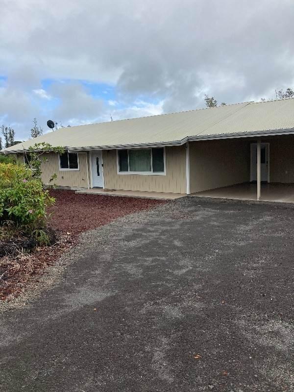 16-469 Pikake St, Keaau, HI 96749 (MLS #646709) :: Iokua Real Estate, Inc.