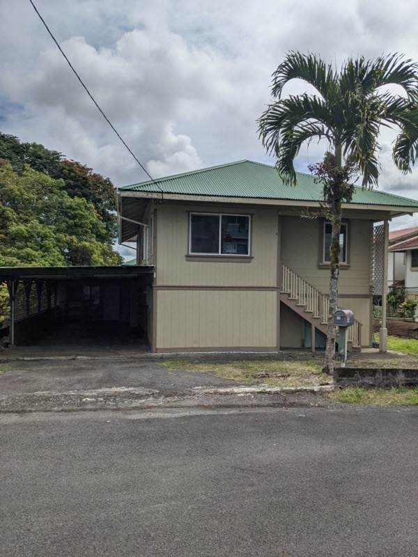 14 Kahili St, Hilo, HI 96720 (MLS #647179) :: Corcoran Pacific Properties