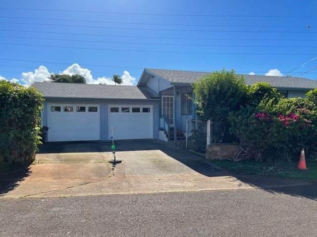 2150 Peleleu St, Kalaheo, HI 96741 (MLS #648092) :: Kauai Exclusive Realty