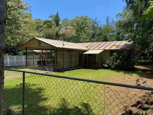 15-2715 Nenue St, Pahoa, HI 96778 (MLS #648128) :: Iokua Real Estate, Inc.