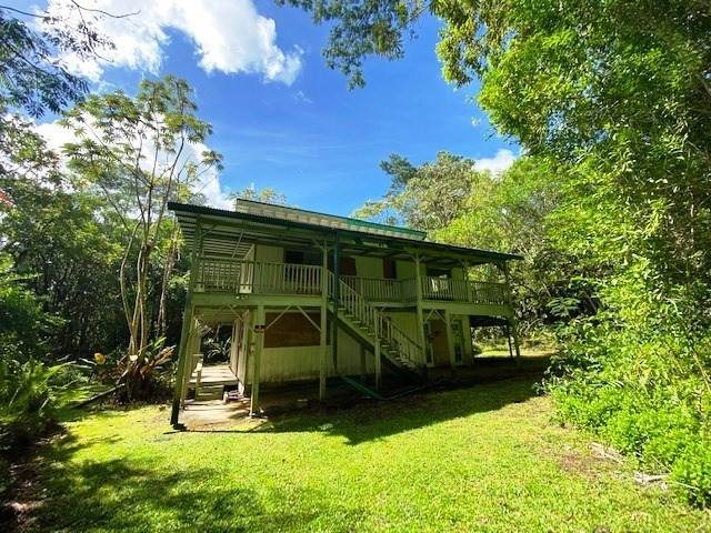 16-315 Laniuma St, Kurtistown, HI 96760 (MLS #649036) :: LUVA Real Estate