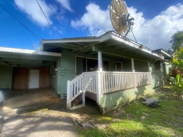 4325 Kaikala St, Kilauea, HI 96754 (MLS #649488) :: Hawai'i Life