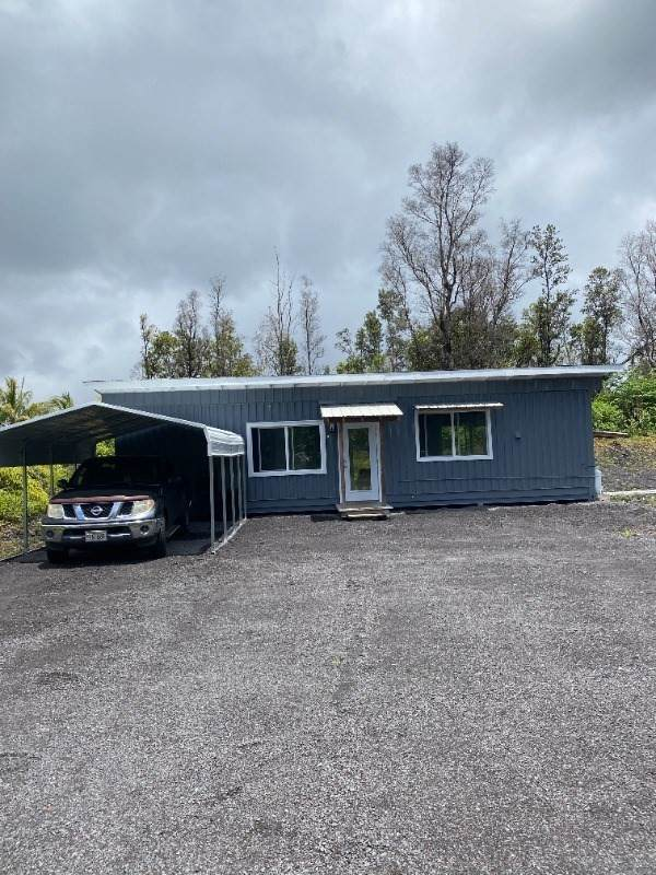 13-1224 N Leilani Blvd, Pahoa, HI 96778 (MLS #650125) :: Corcoran Pacific Properties