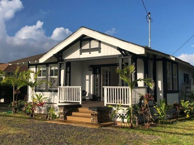 4-1064 Kuhio Hwy, Kapaa, HI 96746 (MLS #650165) :: Iokua Real Estate, Inc.