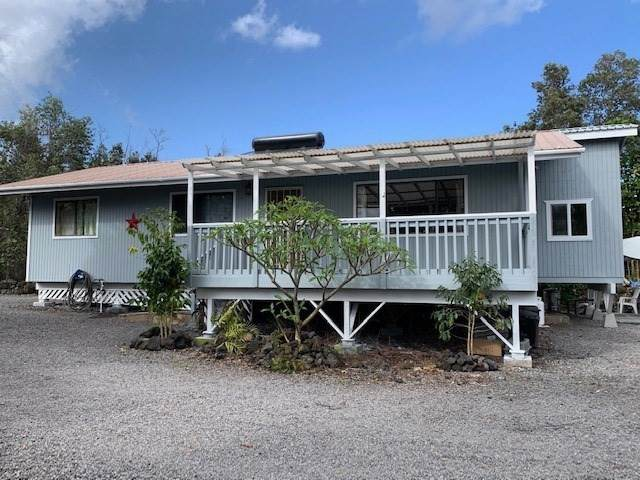 92-1684 Hukilau Dr, Ocean View, HI 96737 (MLS #650318) :: Corcoran Pacific Properties