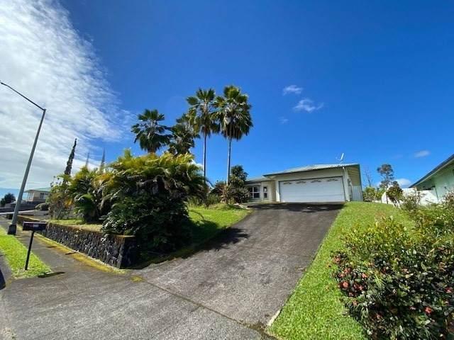 424 Kahikini St, Hilo, HI 96720 (MLS #650627) :: Iokua Real Estate, Inc.