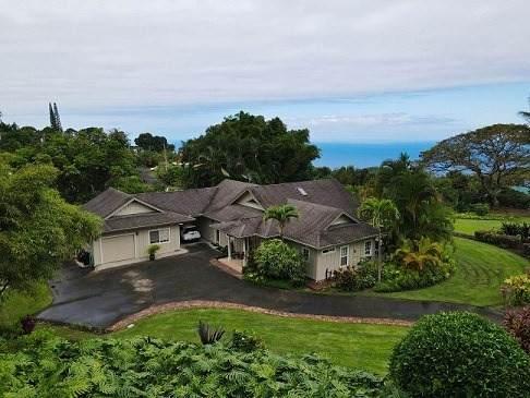 75-5792 Mamalahoa Hwy, Holualoa, HI 96725 (MLS #650962) :: Corcoran Pacific Properties