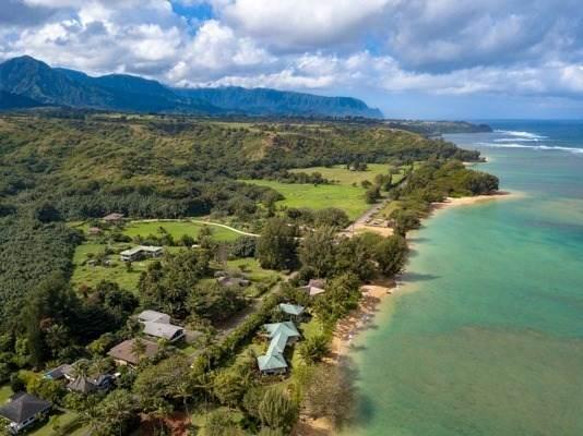 3671 Anini Rd, Kilauea, HI 96754 (MLS #651079) :: Corcoran Pacific Properties