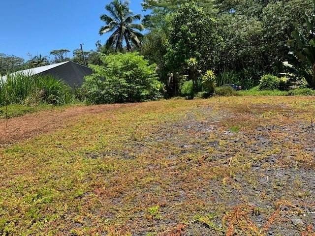 S Niuhi St, Lot 1385, Pahoa, HI 96778 (MLS #651443) :: Corcoran Pacific Properties