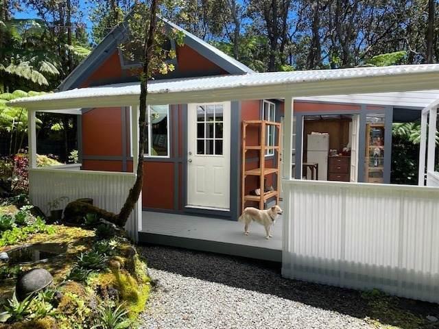 11-3788 Nahelenani St, Volcano, HI 96785 (MLS #651699) :: Corcoran Pacific Properties