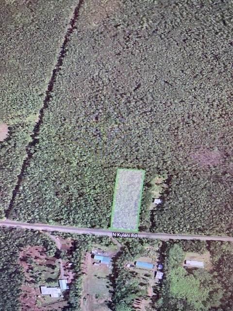 N Kulani Rd, Mountain View, HI 96771 (MLS #652373) :: LUVA Real Estate
