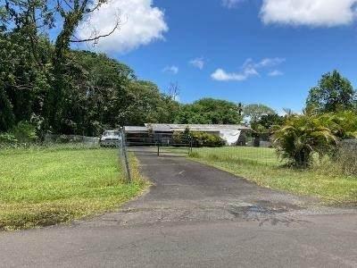 169 Lama St, Hilo, HI 96720 (MLS #652551) :: LUVA Real Estate