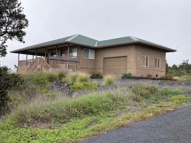 92-8537 Koa Ln, Ocean View, HI 96737 (MLS #652738) :: Corcoran Pacific Properties