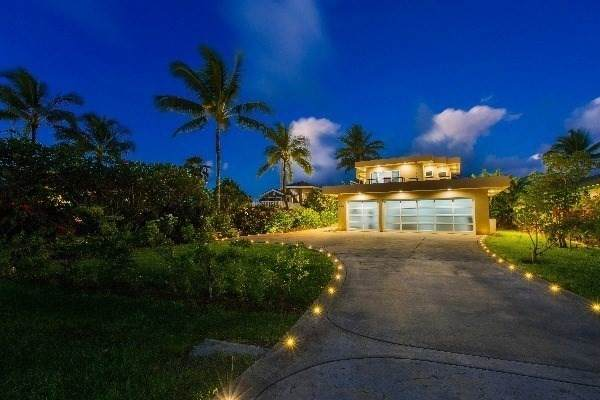 3785 NS Punahele Road, Princeville, HI 96722 (MLS #653510) :: Kauai Exclusive Realty