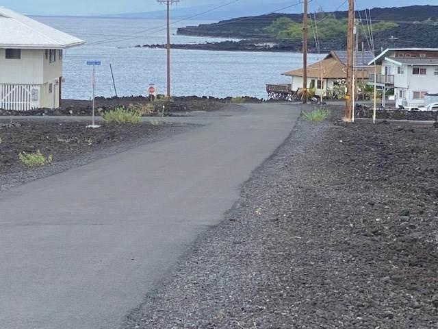 Elima Ave, Captain Cook, HI 96704 (MLS #653802) :: LUVA Real Estate