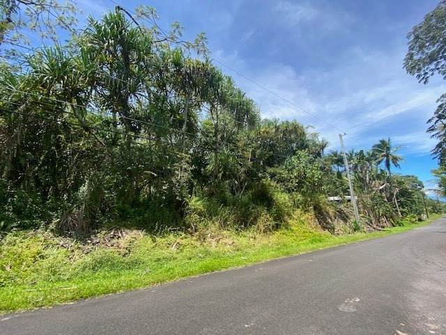 S Opae St, Pahoa, HI 96778 (MLS #653812) :: LUVA Real Estate