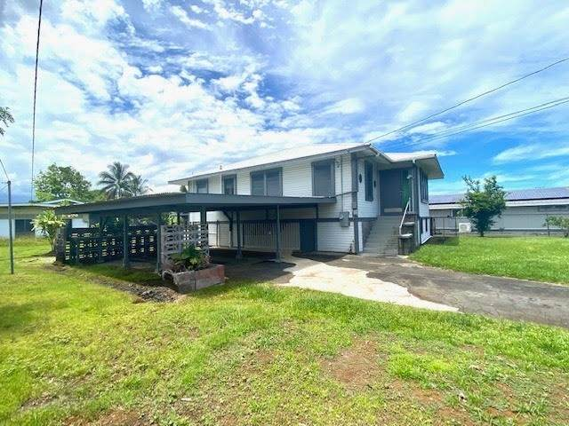 728 Laukapu St, Hilo, HI 96720 (MLS #653836) :: LUVA Real Estate
