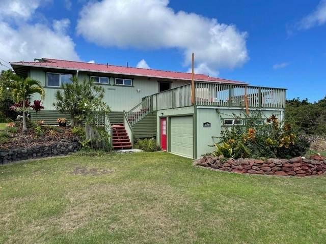 94-1522 Hekau St, Naalehu, HI 96772 (MLS #654011) :: LUVA Real Estate
