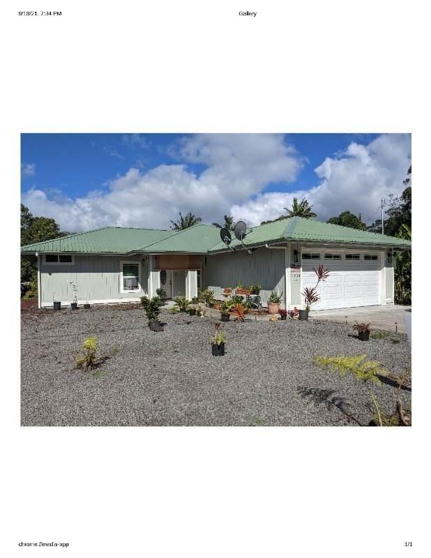 18-4088 Holana St, Volcano, HI 96785 (MLS #654449) :: LUVA Real Estate