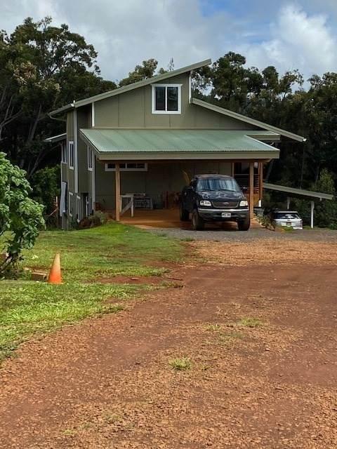 4449 Ahopueo Dr, Kalaheo, HI 96741 (MLS #655053) :: Kauai Exclusive Realty