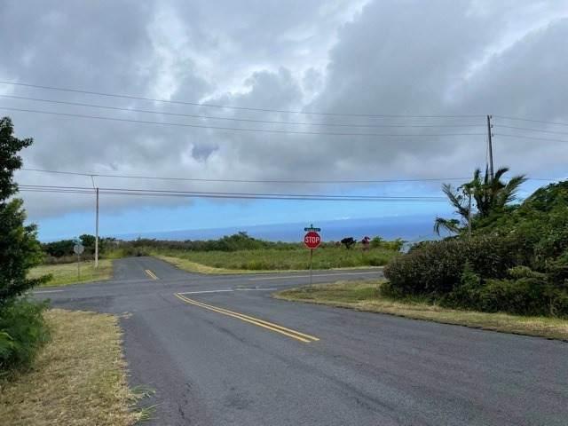 Aumoana, Naalehu, HI 96772 (MLS #655097) :: Iokua Real Estate, Inc.