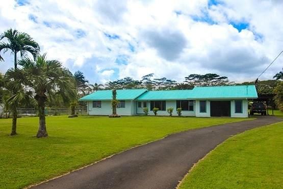 15-1610 13TH AVE (KUKUI), Keaau, HI 96749 (MLS #655103) :: Corcoran Pacific Properties