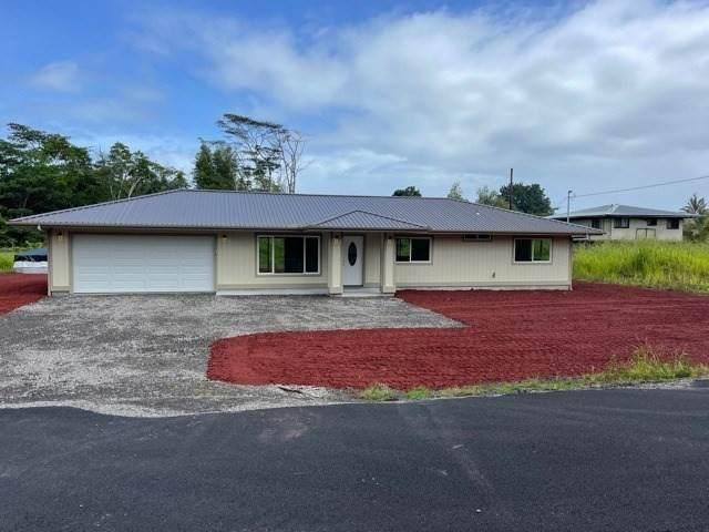 15-1385 14TH AVE (LAAMIA), Keaau, HI 96749 (MLS #655156) :: Corcoran Pacific Properties