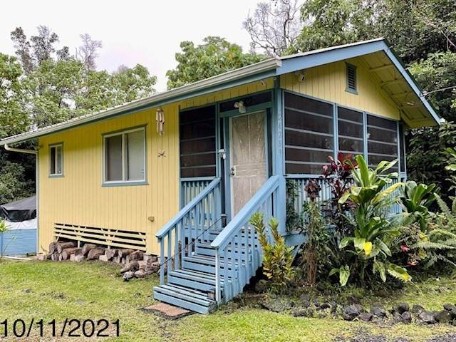 12-4289 Ocean View Pkwy, Pahoa, HI 96778 (MLS #655274) :: Corcoran Pacific Properties
