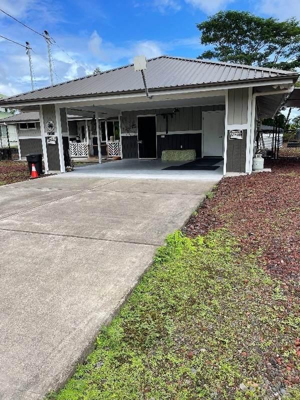 16-2097 Ohia Dr, Pahoa, HI 96778 (MLS #655284) :: Hawai'i Life