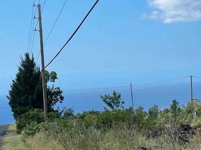Prince Kuhio Blvd, Ocean View, HI 96737 (MLS #655504) :: LUVA Real Estate