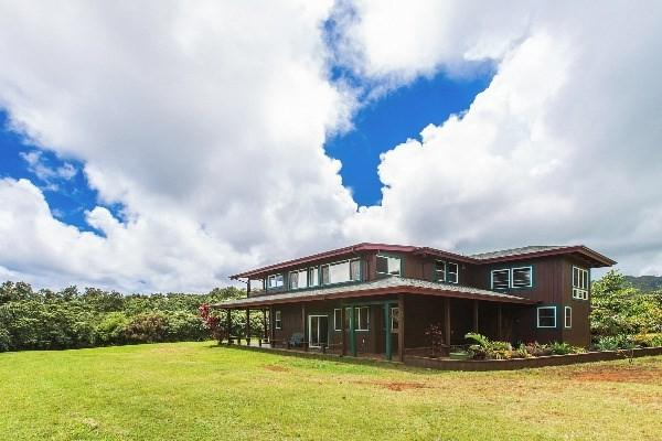 4411 Kapuna Rd, Kilauea, HI 96754 (MLS #294891) :: Kauai Exclusive Realty