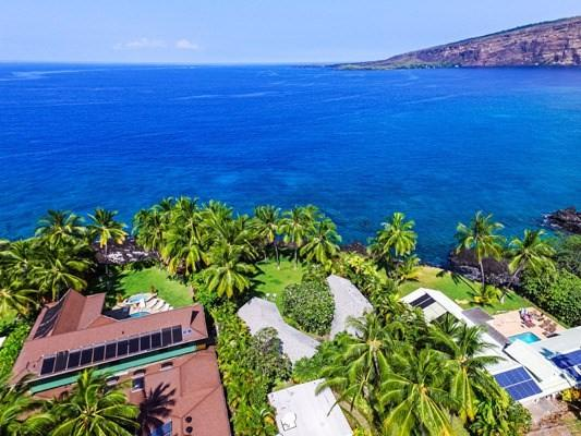83-540 Keawaiki Rd, Captain Cook, HI 96704 (MLS #296668) :: Elite Pacific Properties