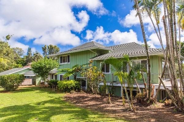 6420 Puupilo Rd, Kapaa, HI 96746 (MLS #606363) :: Kauai Exclusive Realty