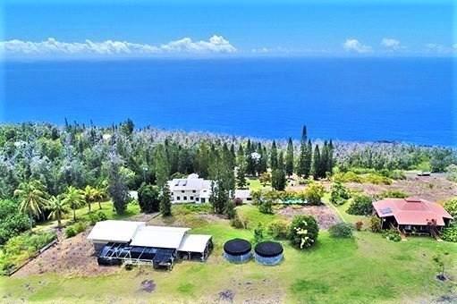 87-2900 Mamalahoa Hwy, Captain Cook, HI 96704 (MLS #611788) :: Corcoran Pacific Properties