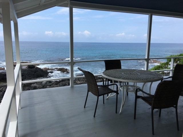 77-6580 Alii Drive, Kailua-Kona, HI 96740 (MLS #613128) :: Elite Pacific Properties