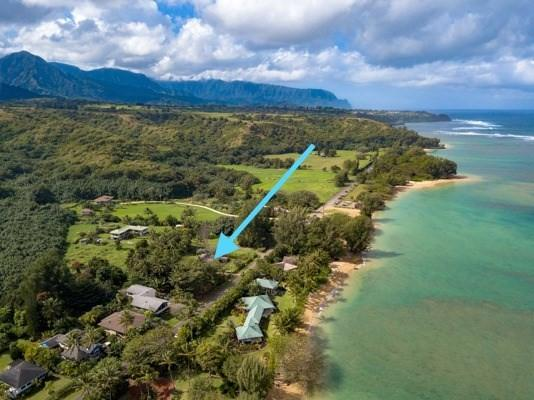 3671 Anini Rd, Kilauea, HI 96754 (MLS #613524) :: Elite Pacific Properties
